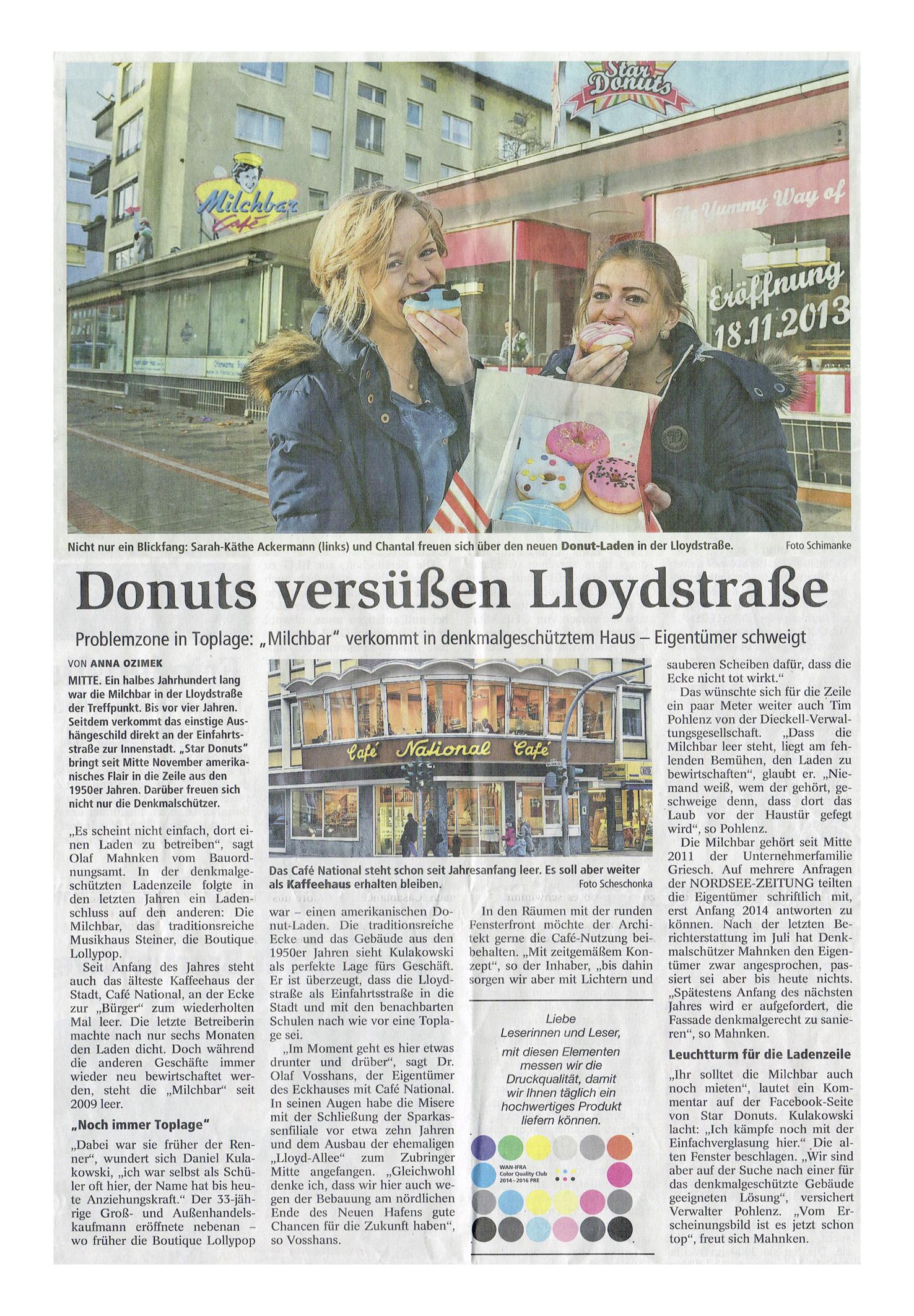 Nordseezeitung